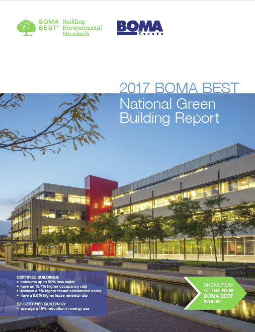 2017 National Green Building Report